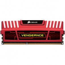 Corsair Vengeance DDR3 1600MHz  16GB (2x 8GB) Red